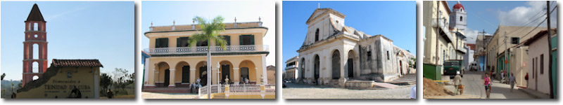 Tour Two Cities (Sancti Spiritus & Trinidad)